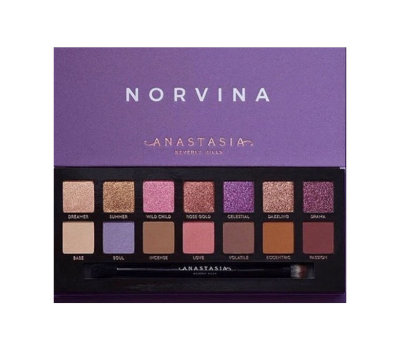 Палетка теней Anastasia Beverly Hills Norvina Eye Shadow Palette