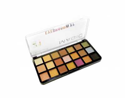 Тени для век Gulflower Magic Eyeshadow Palette 21 цв.