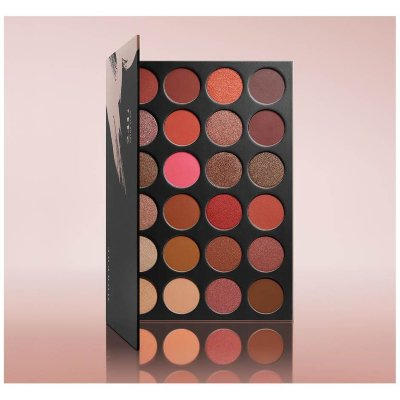 ПАЛЕТКА ТЕНЕЙ MORPHE 24G GRAND GLAM EYESHADOW PALETTE